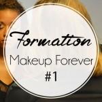 Dans les coulisses de la Make Up For Ever Academy #1
