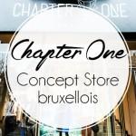 Chapter one : Le nouveau concept store