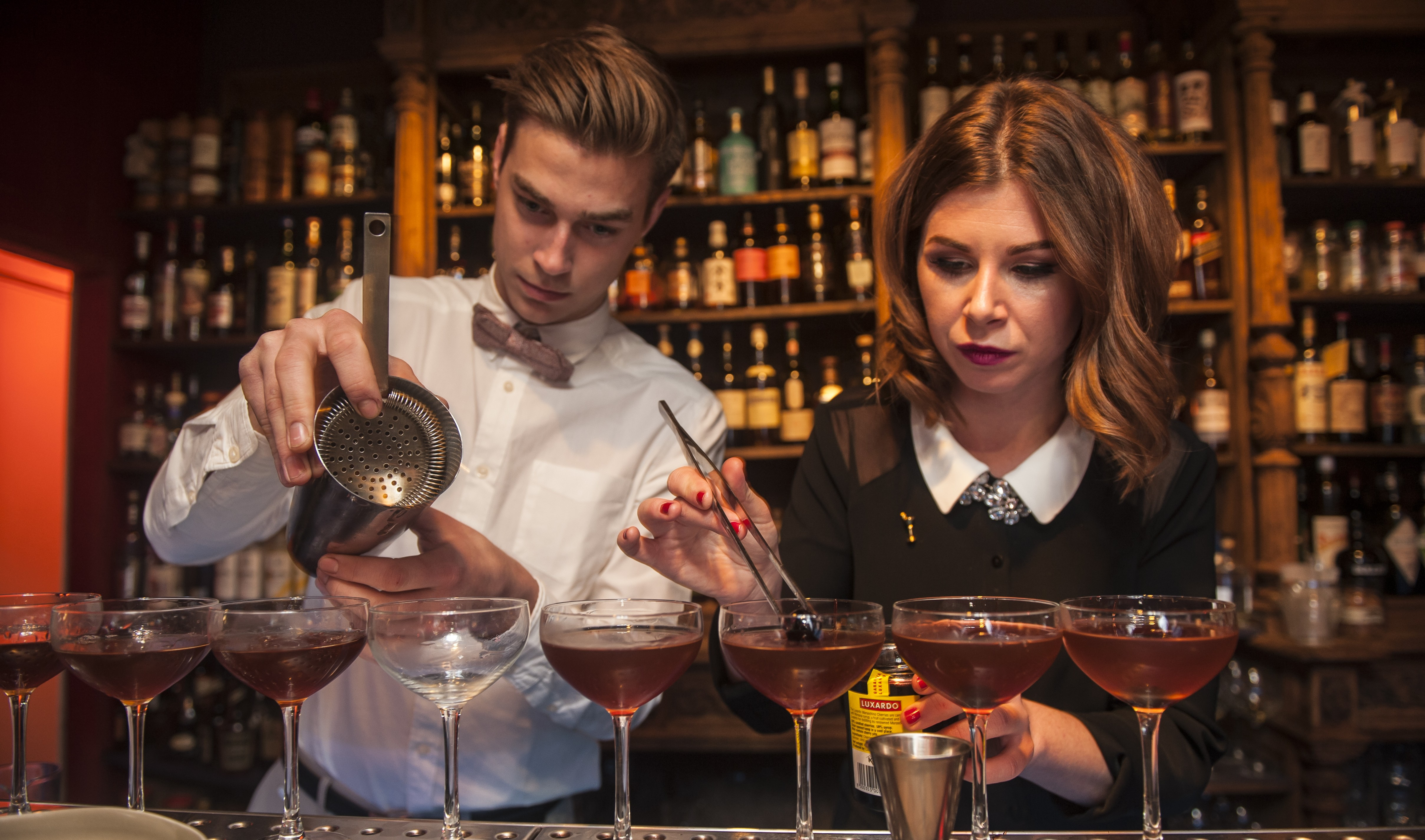 The Pharmacy BarAwards Best Cocktail 2014