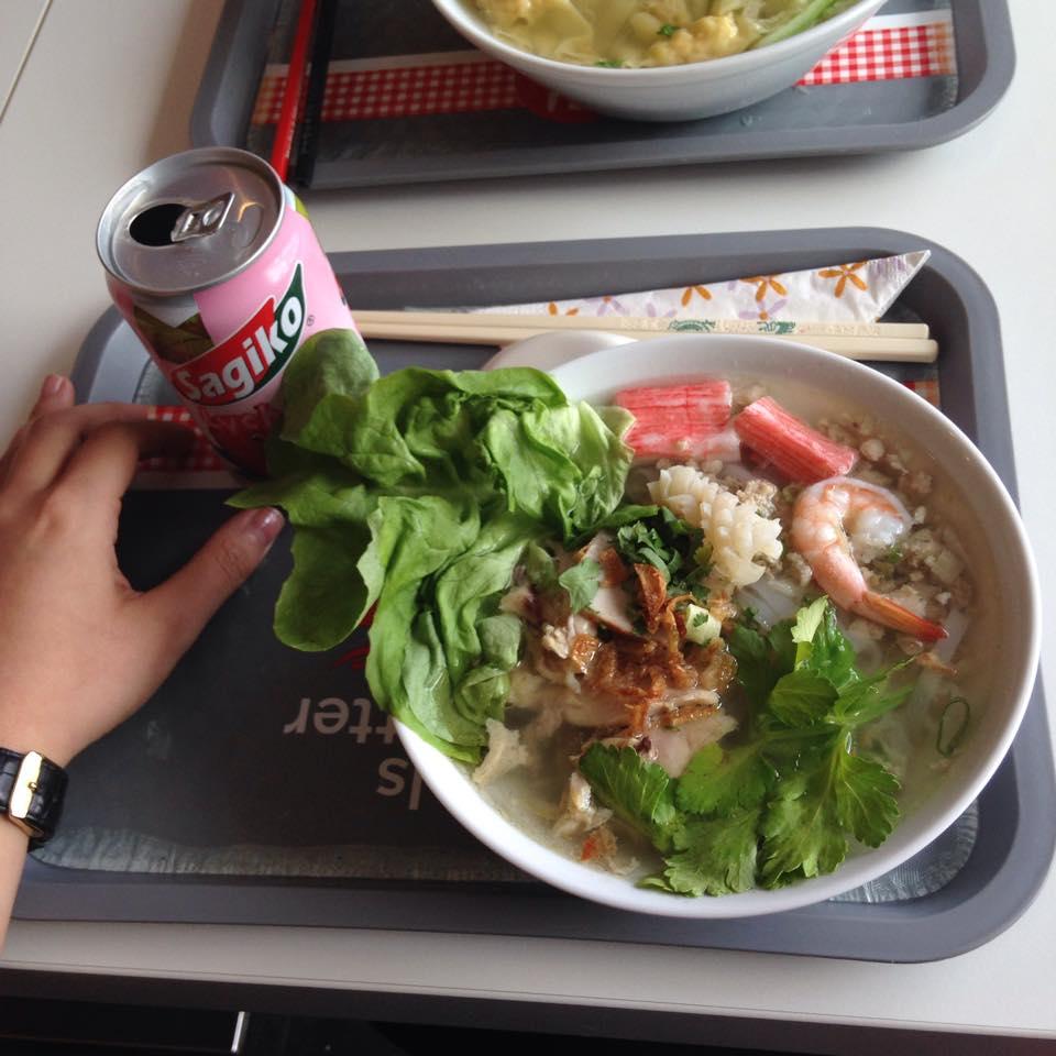 pho pho, bar à soupes vietnamien à bruxelles
