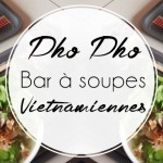 Le Pho Pho, bar à soupes vietnamiennes, à Bruxelles