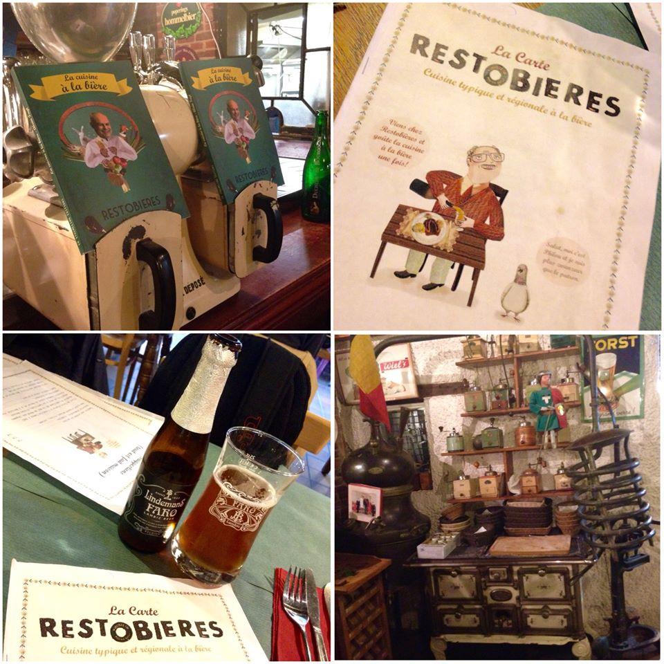 restobieres-bruxelles-restaurant-belge-specialités-plats