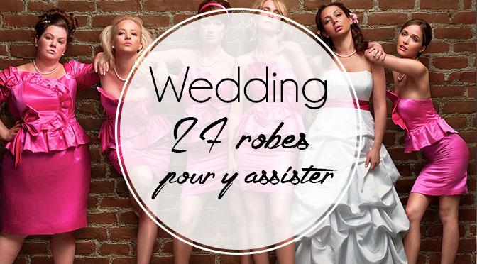 27 Robes pour aller à un mariage