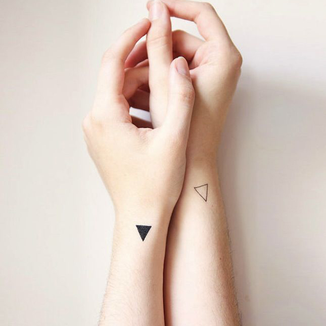 triangle-tattoo