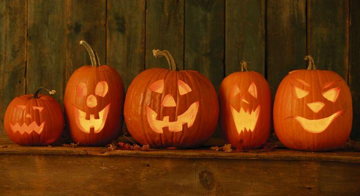 Halloween-pumpkinband
