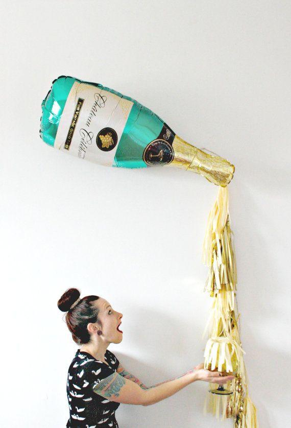 champagne-bottle-déco