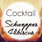 Un Schweppes Hibiscus, svp !