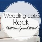 Le Wedding Cake Rock au parc national