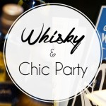 Whisky & Party : a private dinner w/ Johnnie Walker