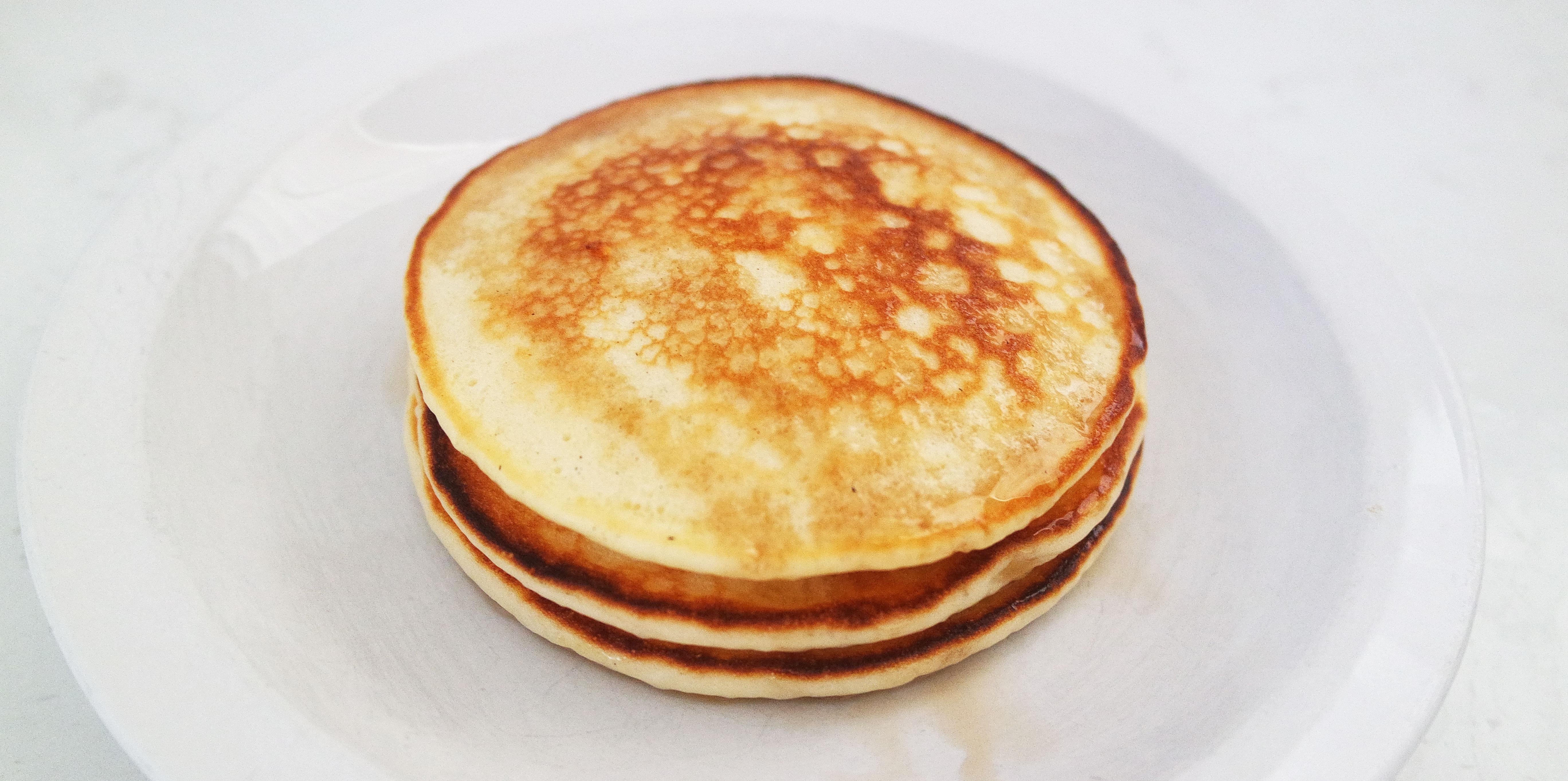 pancakes-recette-rapide-yaourt