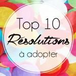 10 Résolutions qu'on devrait tous adopter en 2016