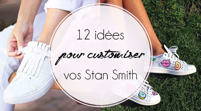 12-idées-customiser-diy-stan-smith