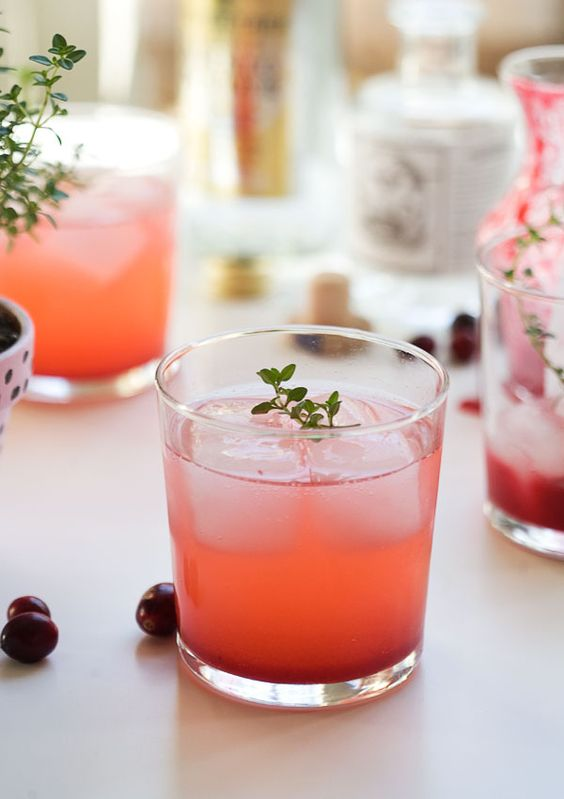 Gin-tonic-cranberry