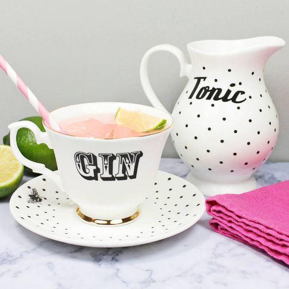 Gin-tonic-cuptea