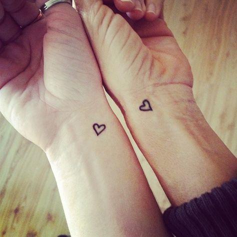23 Idees De Tattoo Pour Meilleurs Amis Ellemixe