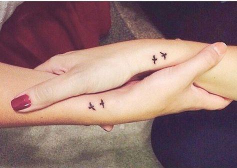 23 Idées De Tattoo Pour Meilleurs Amis Ellemixe