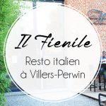 Il Fienile, resto italien au coeur de Villers-Perwin