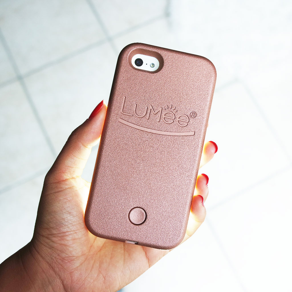 coque lumee iphone 8 plus