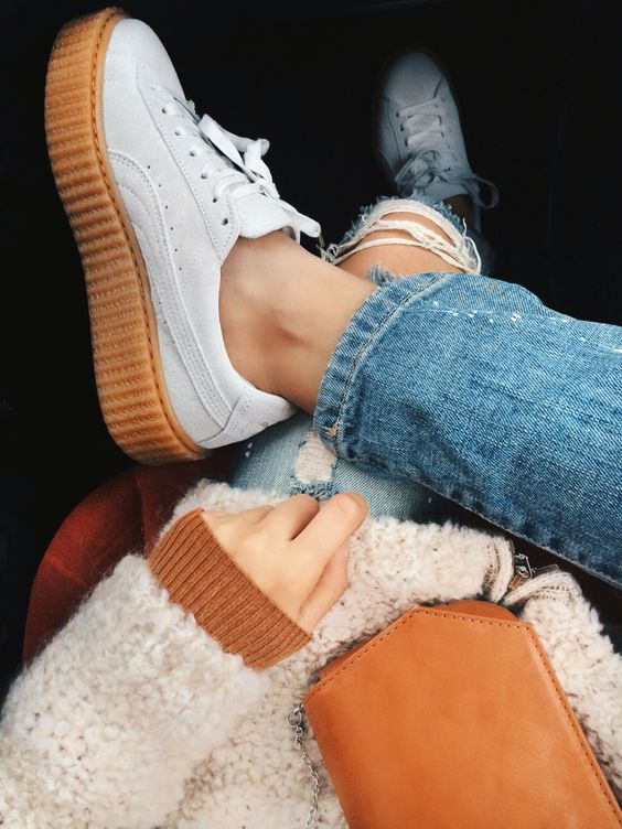 puma-creepers-tendance-2016-shoes-it-blog-look-idée-stars-jean-look