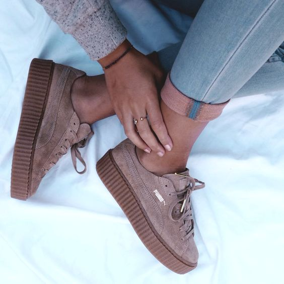 puma-creepers-tendance-2016-shoes-it-blog-look-idée-stars-rose