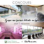 Concours pour le spa Waer Waters
