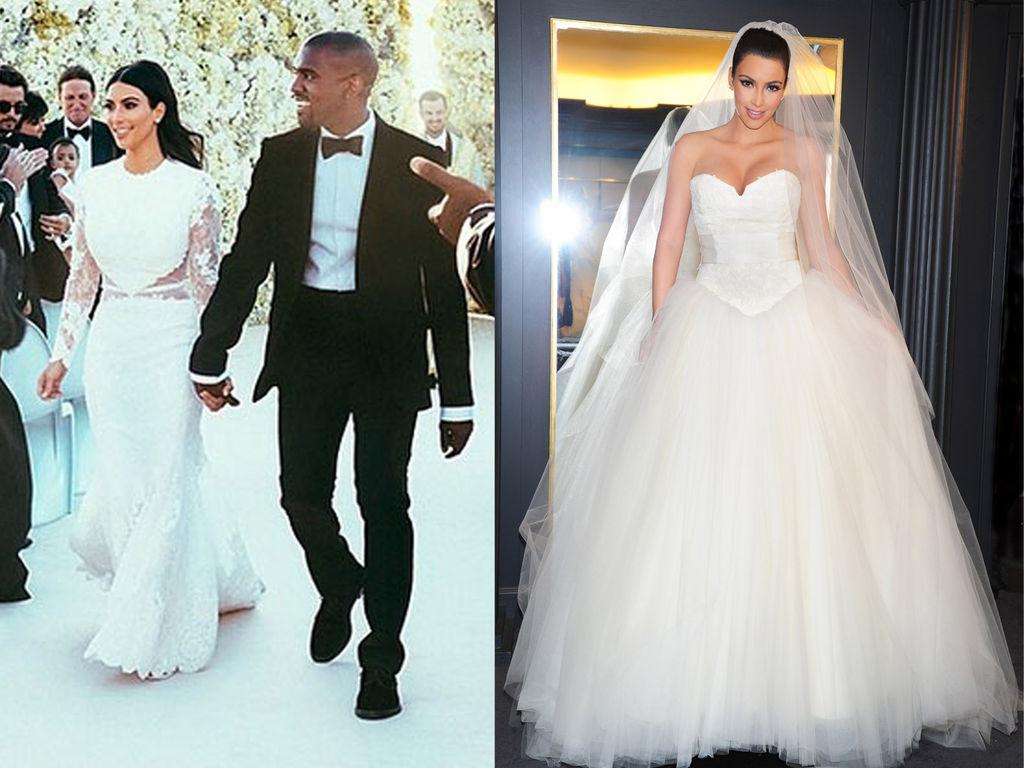 Les robes de mari e de c lebrit s ellemixe for Ligne de robe de mariage lauren conrad