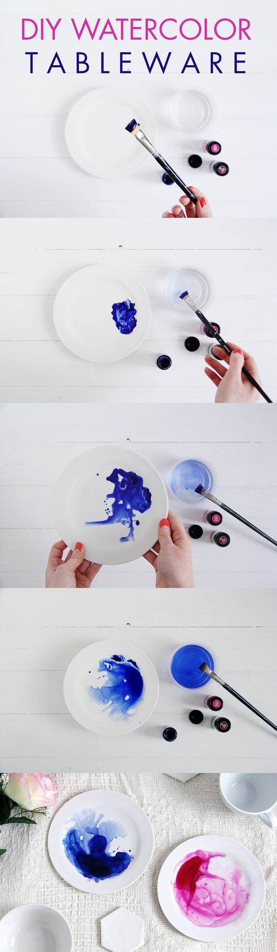 assiette-peinture-diy-customiser-facile-decoration-maison-noel-fetes-blog-bleu