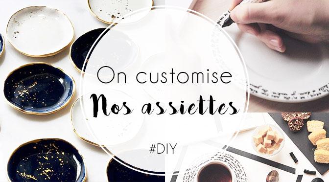 assiette-peinture-diy-customiser-facile-decoration-maison-noel-fetes-blog-noir-or-dessin