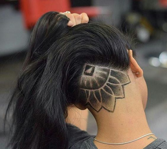 Tendance coiffure : l'undercut | ElleMixe