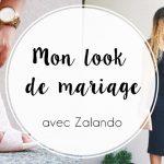 Mon look pour aller à un mariage, avec Zalando