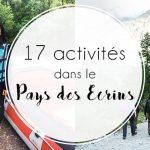17 choses à faire dans le Pays des Ecrins, en été