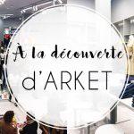 Arket, la nouvelle marque d'H&M à Bruxelles