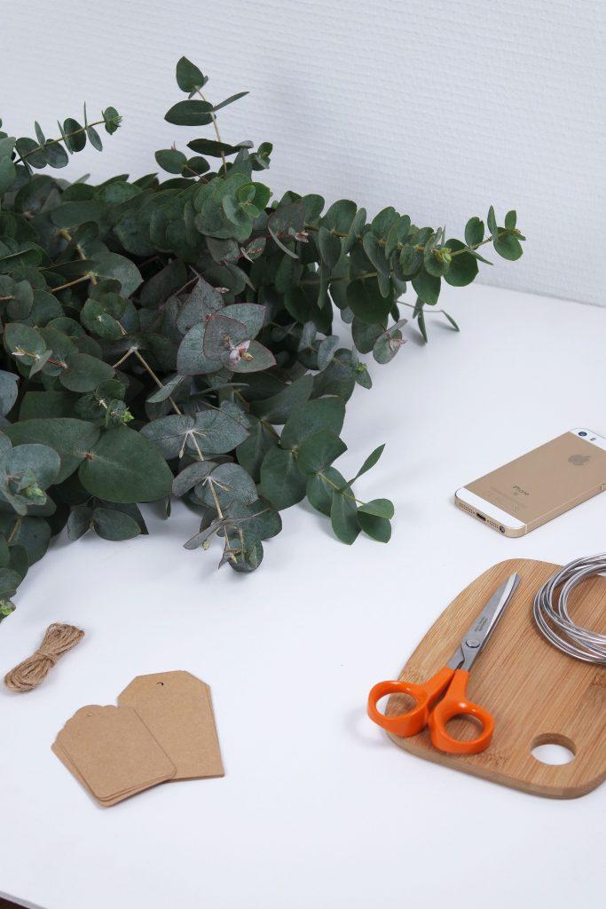 ellemixe-couronne-noël-eucalyptus-diy-matériel-min