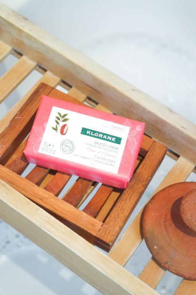 ellemixe-klorane-soin-beauté-nutrition-cupuaçu-savon