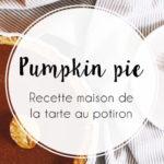 Pumpkin pie: la recette facile de la tarte au potiron