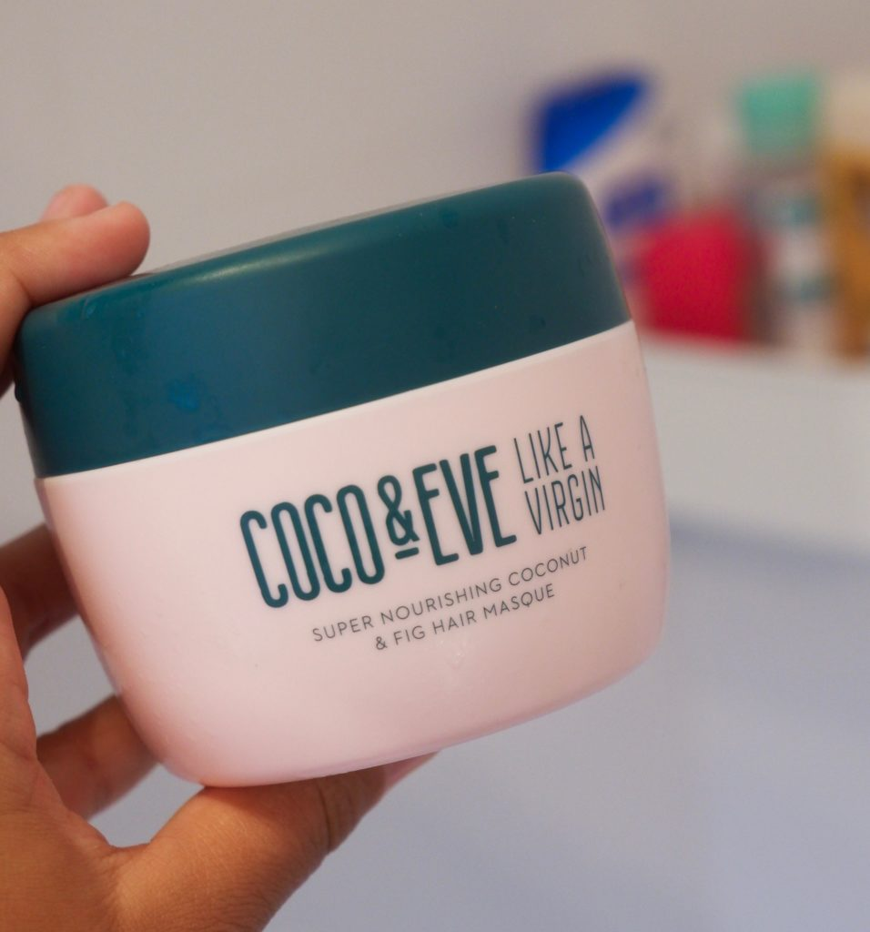 Coco & Eve masque soin cheveux