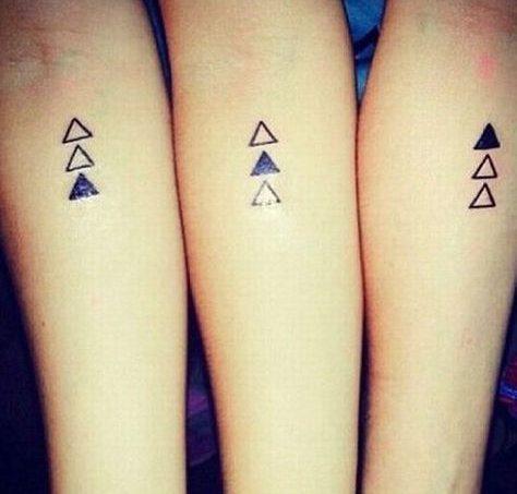 23 idées de tattoo pour meilleurs amis | ellemixe